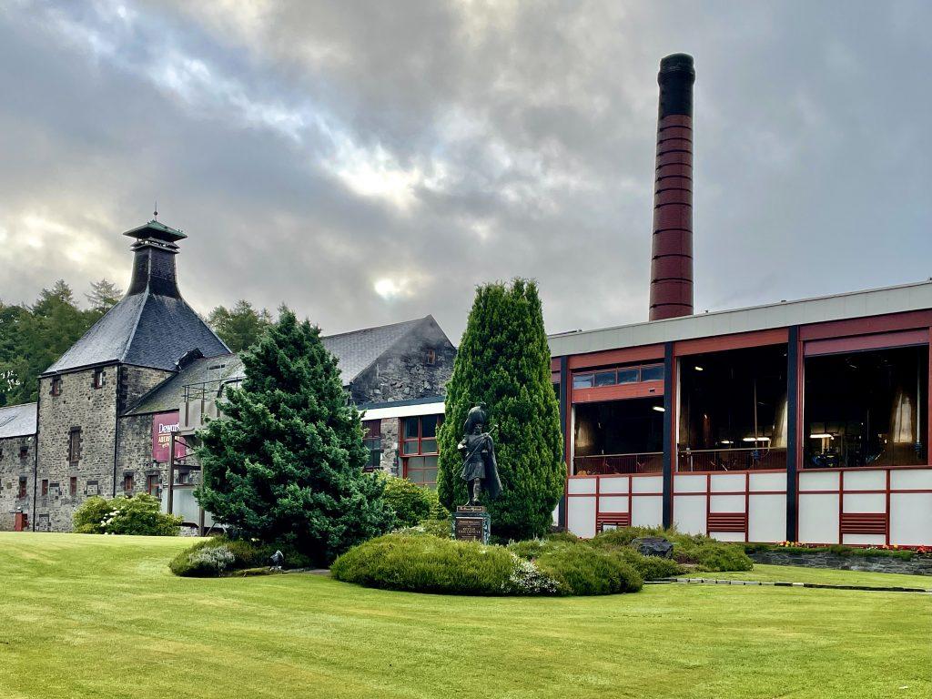 Dewar's World of Whisky at Aberfeldy Distillery